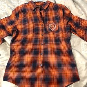 Chicago Bears flannel